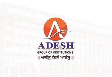 Welcome to Adesh University, Bathinda